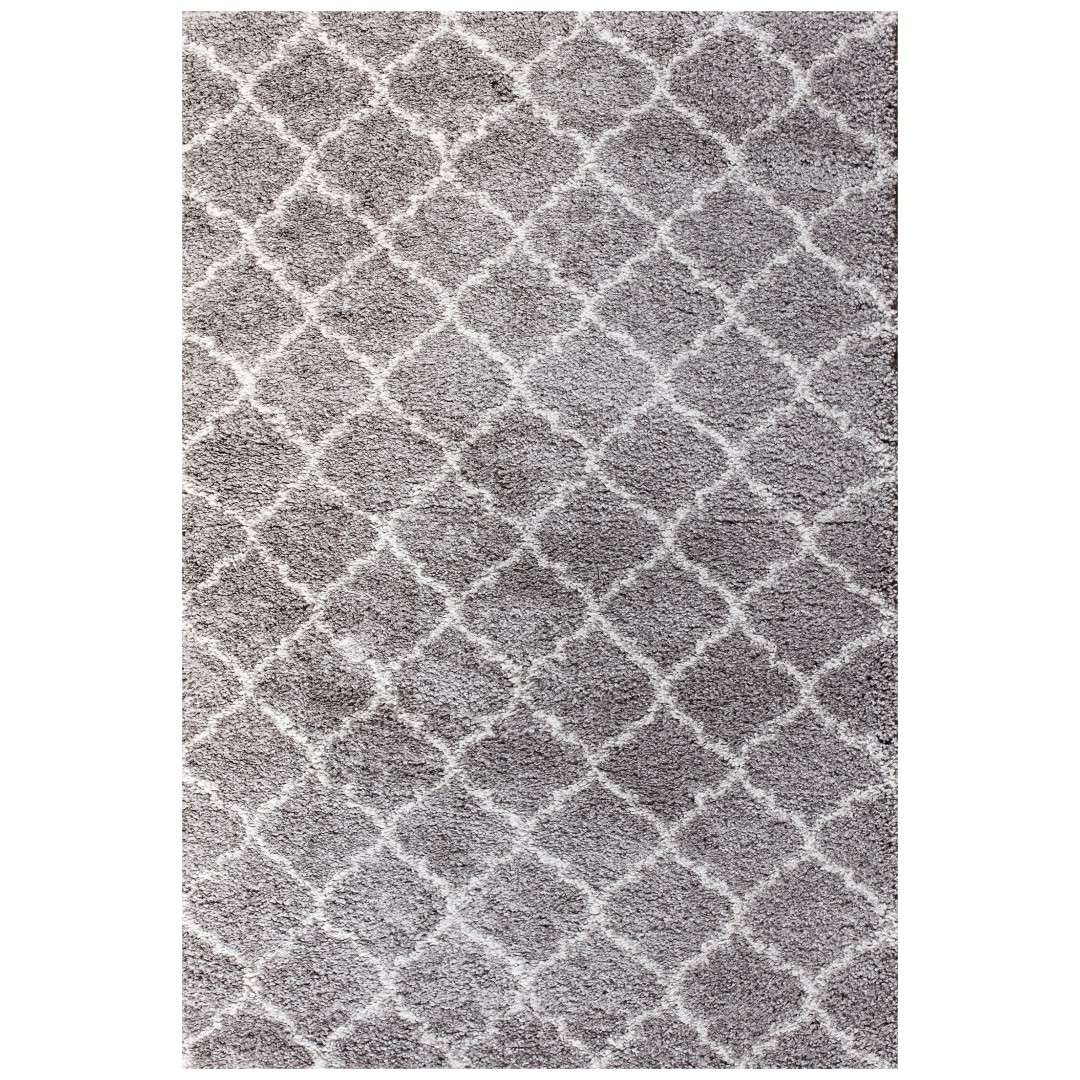 Dywan Royal Marocco light grey/cream 67x130cm 67x130cm