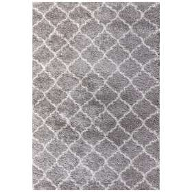 Teppich Royal Marocco light grey cream 67x130cm