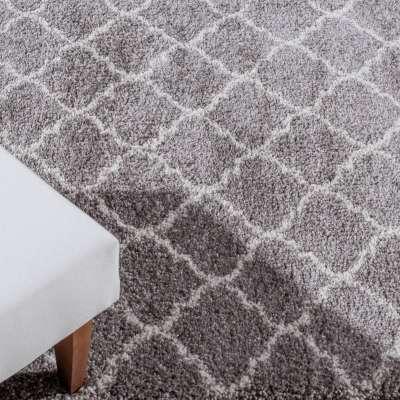 Royal Morocco light grey/cream 120x170cm Gulvtepper - Dekoria.no