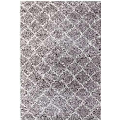 Koberec Royal Morocco light grey/cream 160x230cm