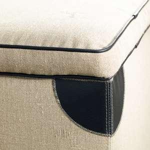 Skrzynia tapicerowana young loft 90x40x40cm
