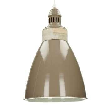 Lampa wisząca Amy Beige 26cm
