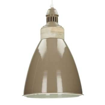 Lampa wisząca Amy Beige 26cm 26cm