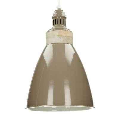 Hanglamp Amy Beige 26cm Hanglampen - Dekoria.nl