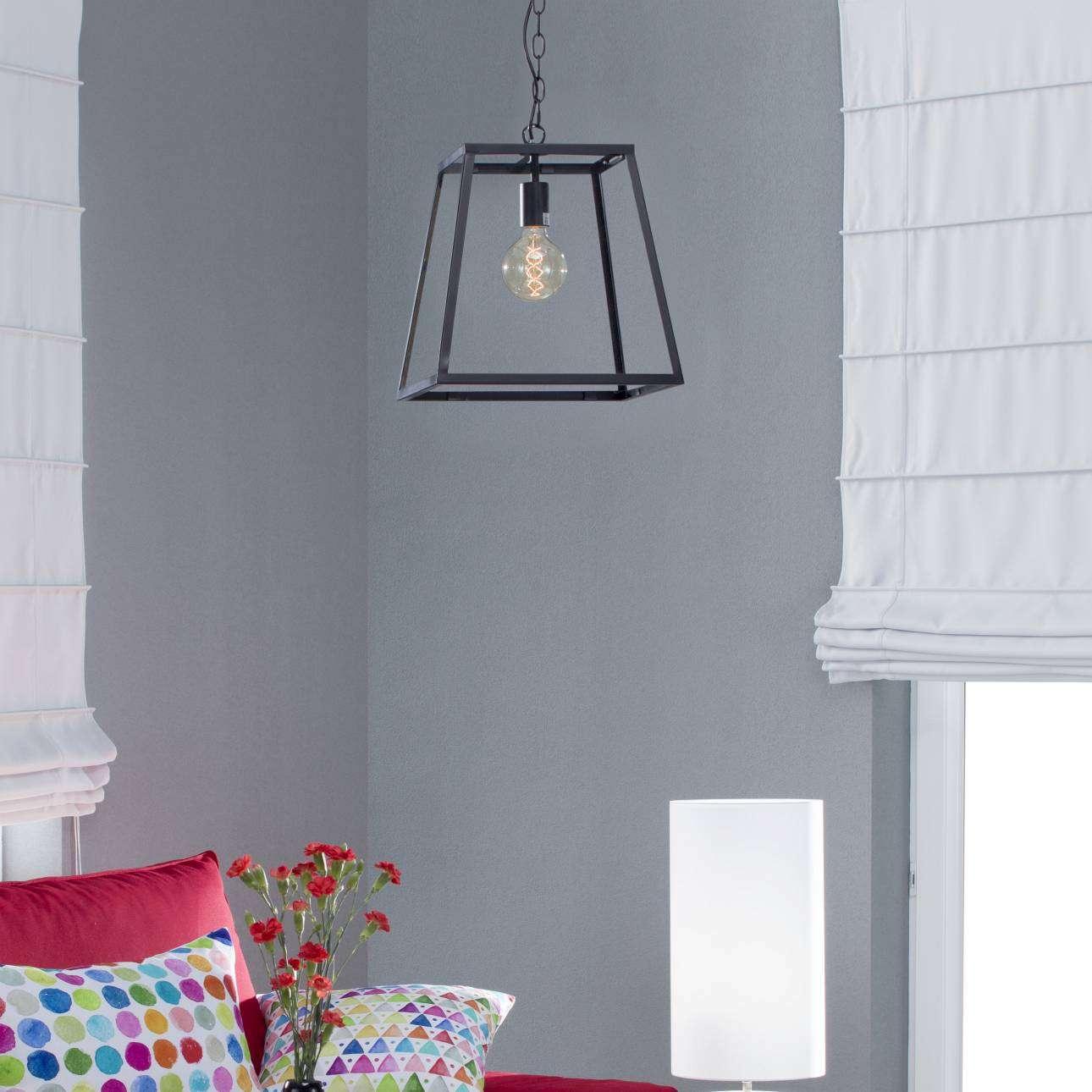 Lampa wisząca Saunte 35cm 35cm