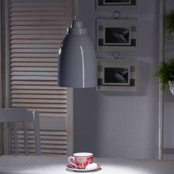 Lampa wisząca Single White 17cm 17cm