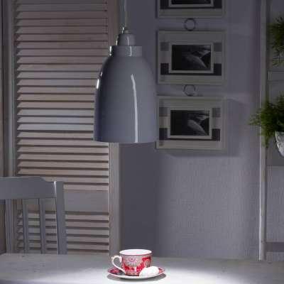 Lampa wisząca Single White 17cm