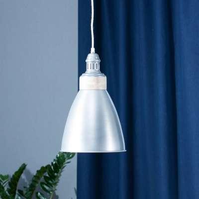 Závesná lampa Amy Silver 25cm Stropné svietidlá - Dekoria.sk