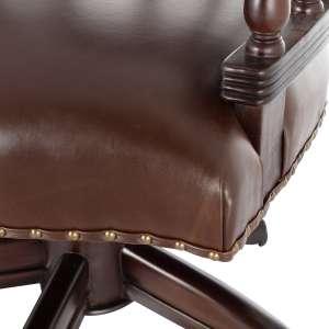 Fotel obrotowy Sherlock 90x75x60cm