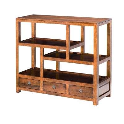 Regał z szufladami Goya 110x38x96cm