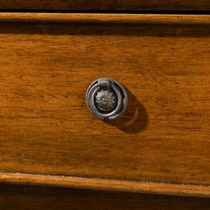 Kommode Charlie 3 Schubladen brown 100x45x76cm