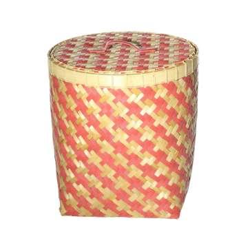 Kosz z pokrywą Stripes 45x47cm -50%