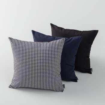Poszewki 3-pack cotton panama 17
