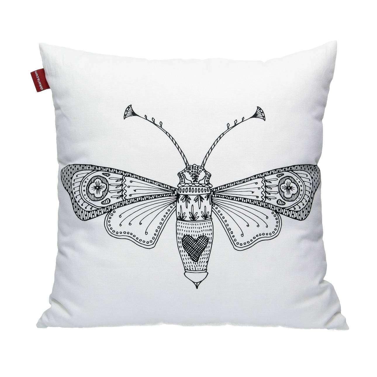 Pagalvėlės užvalkalas Insects 45x45cm 45 × 45 cm