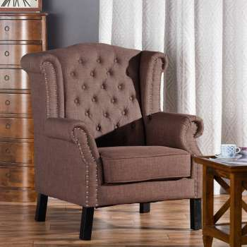Sessel Winchester Brown