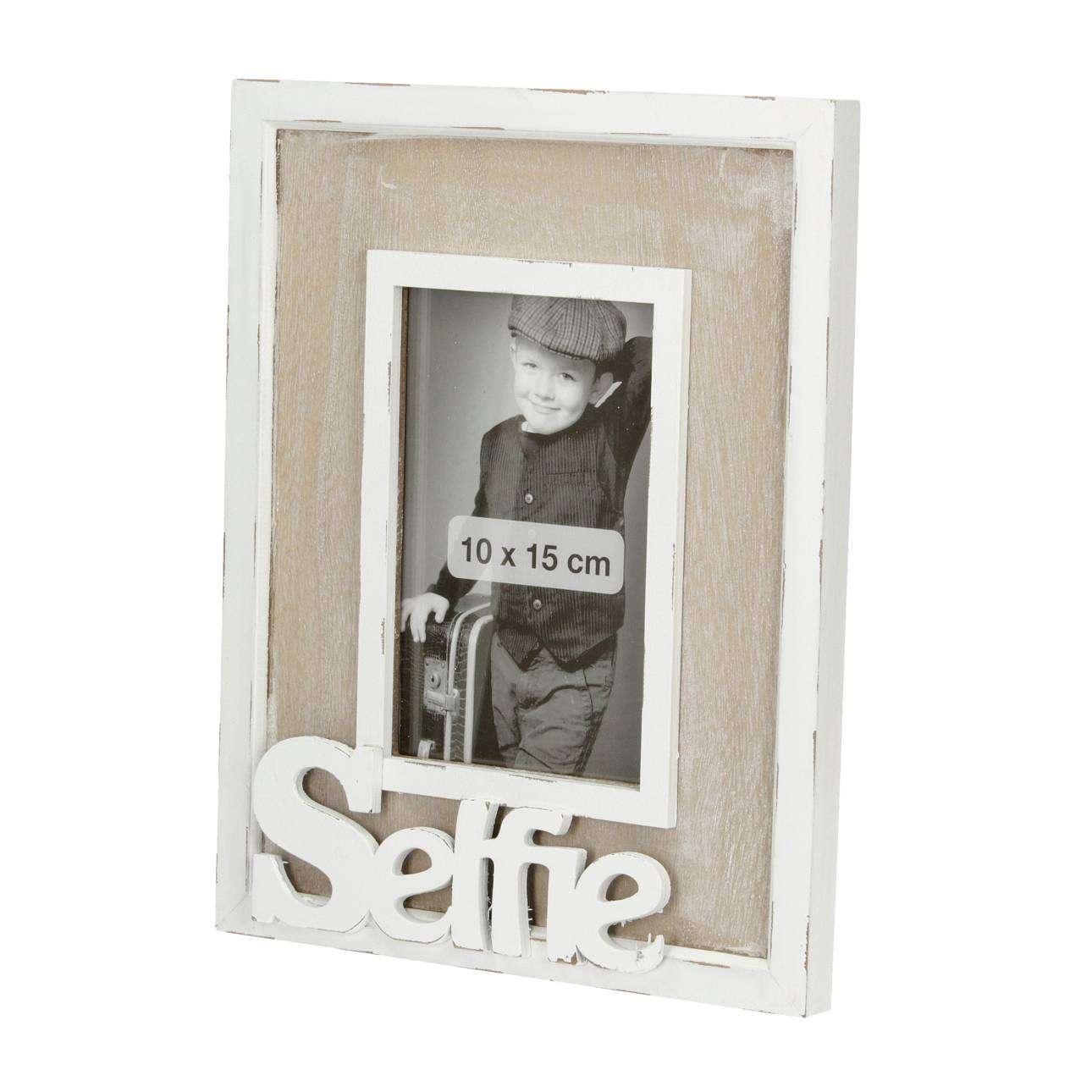 Ramka na zdjęcie Selfie pionowa 10x15cm