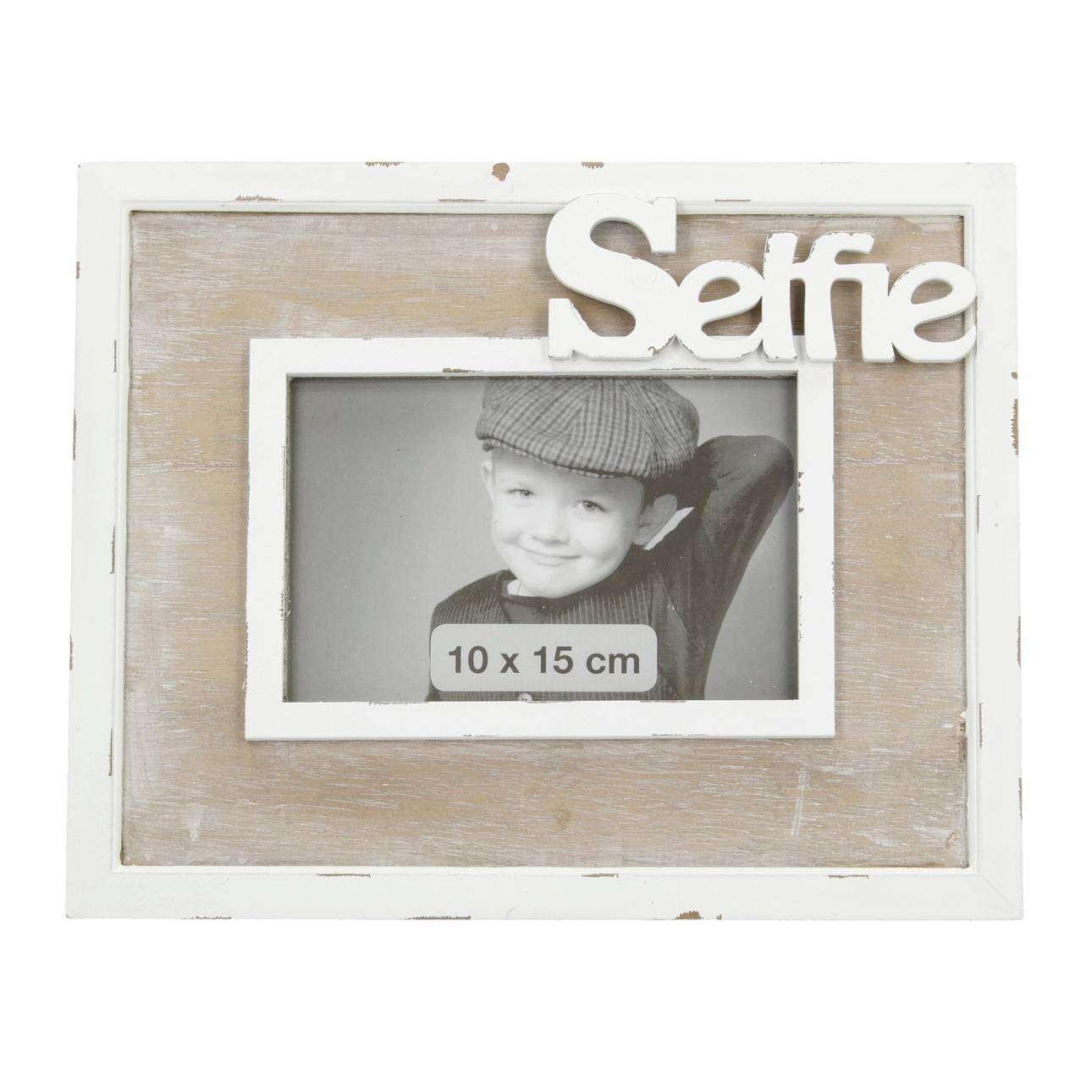 Ramka na zdjęcie Selfie pozioma 10x15cm