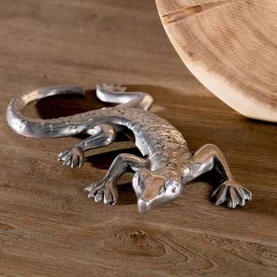 Dekoracja Gecko 28x15x3cm Egzotikus díszek - Dekoria.hu