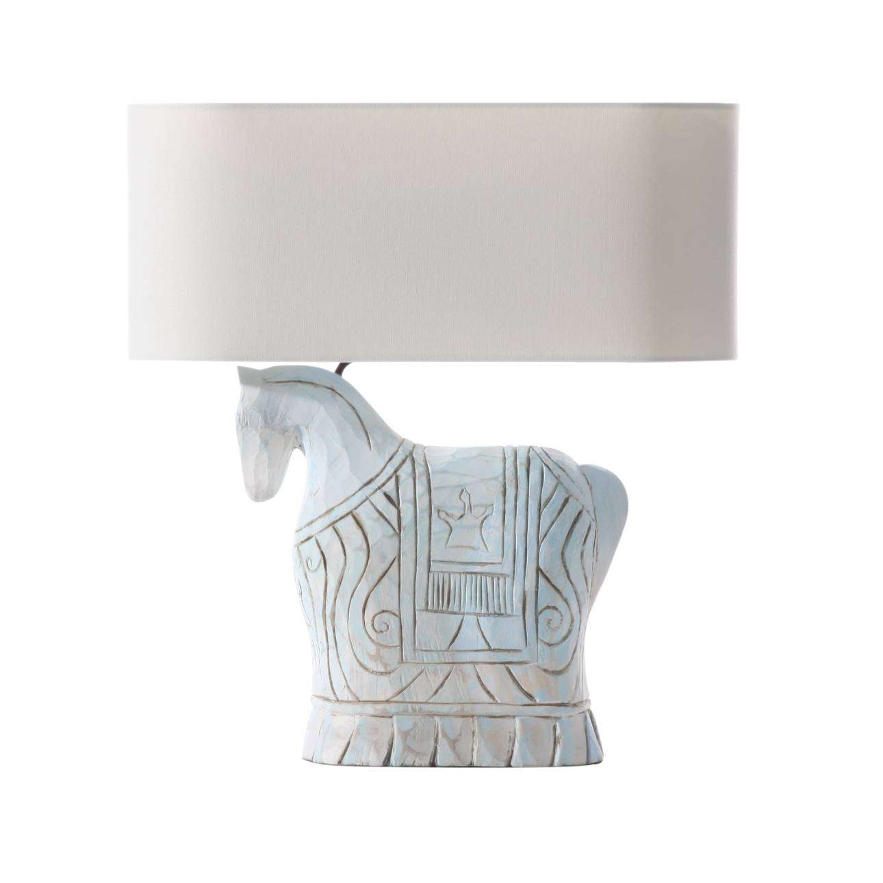 Tischlampe Bahima 60cm  46x20x60cm