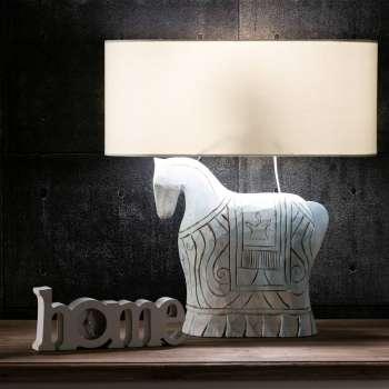 Lampa stołowa Bahima 60cm