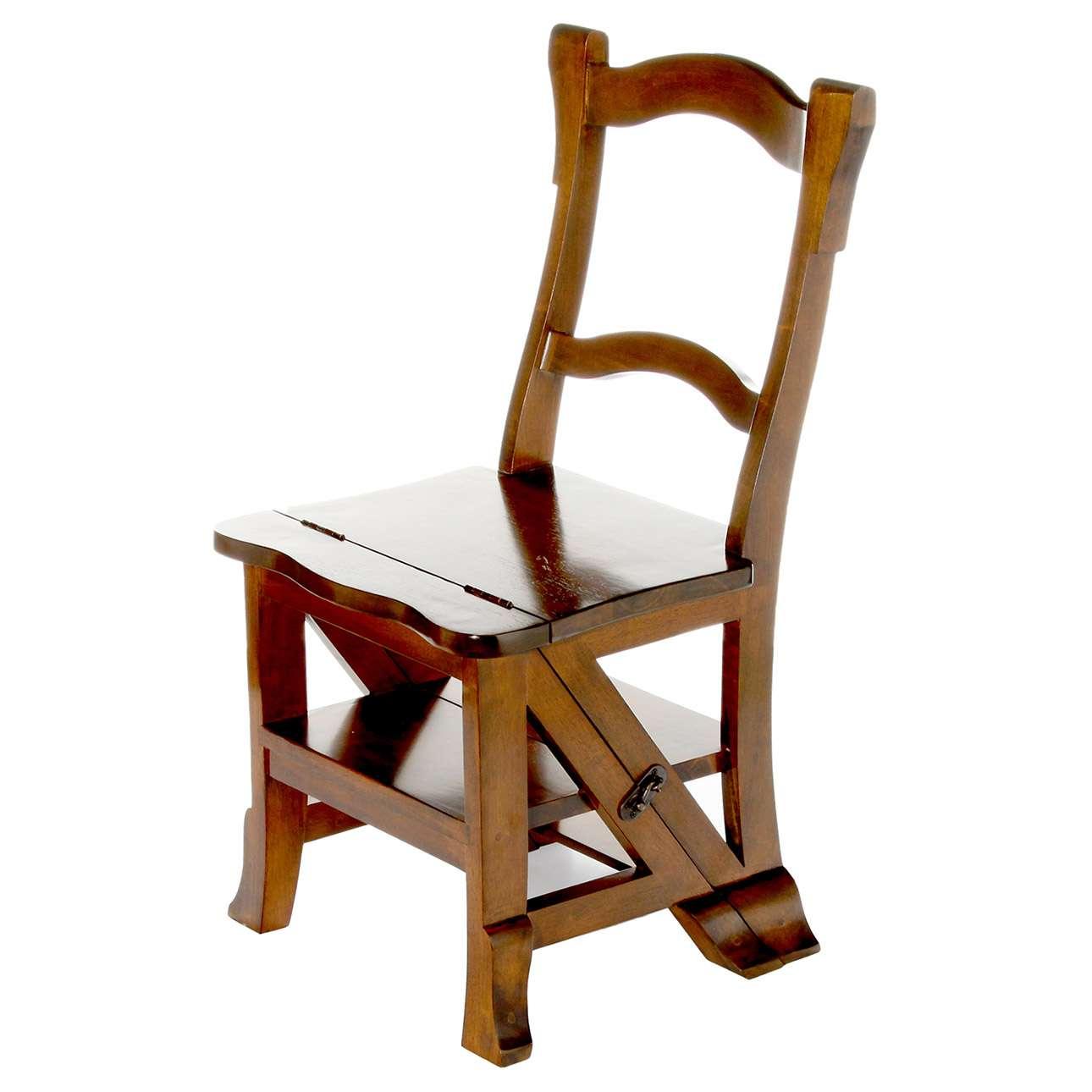 Dekoria Krzesło-drabinka 44x48x85cm