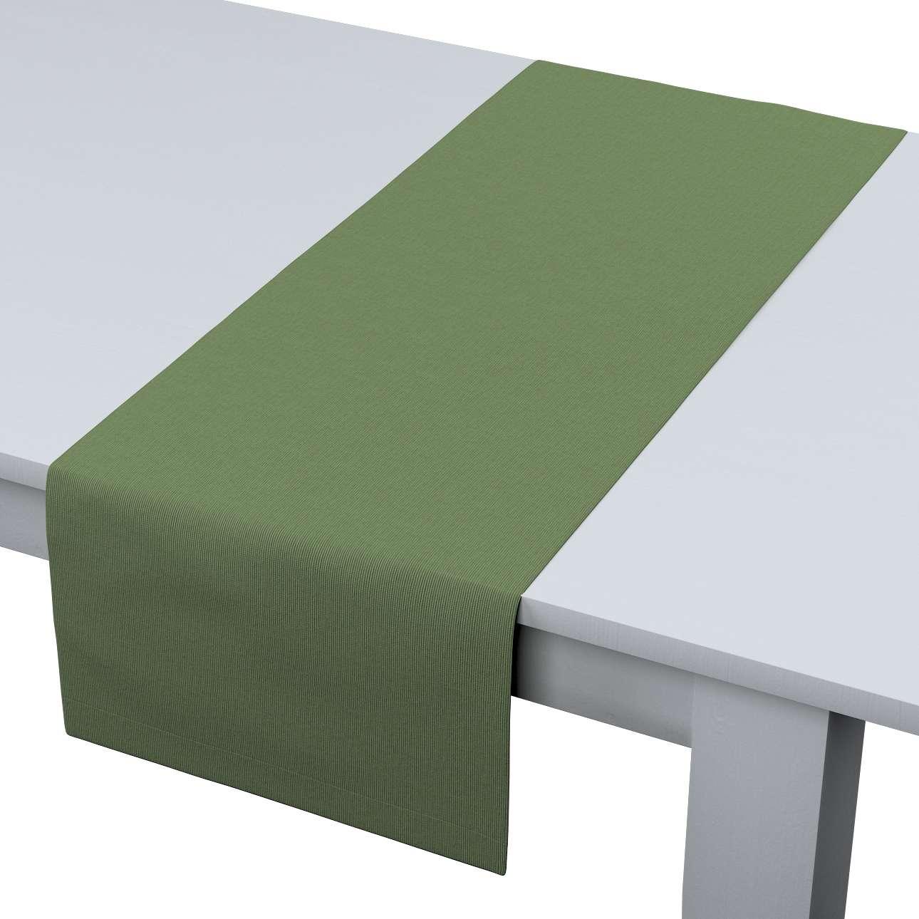 Rechteckiger Tischläufer 40 x 130 cm von der Kollektion Jupiter, Stoff: 127-52