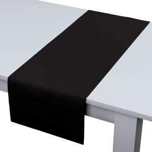 Rechteckiger Tischläufer 40 x 130 cm von der Kollektion Cotton Panama, Stoff: 702-08