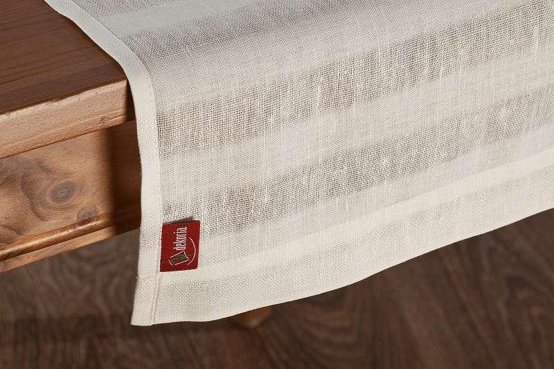 Štóla na stôl 40 × 130 cm V kolekcii Linen, tkanina: 392-03