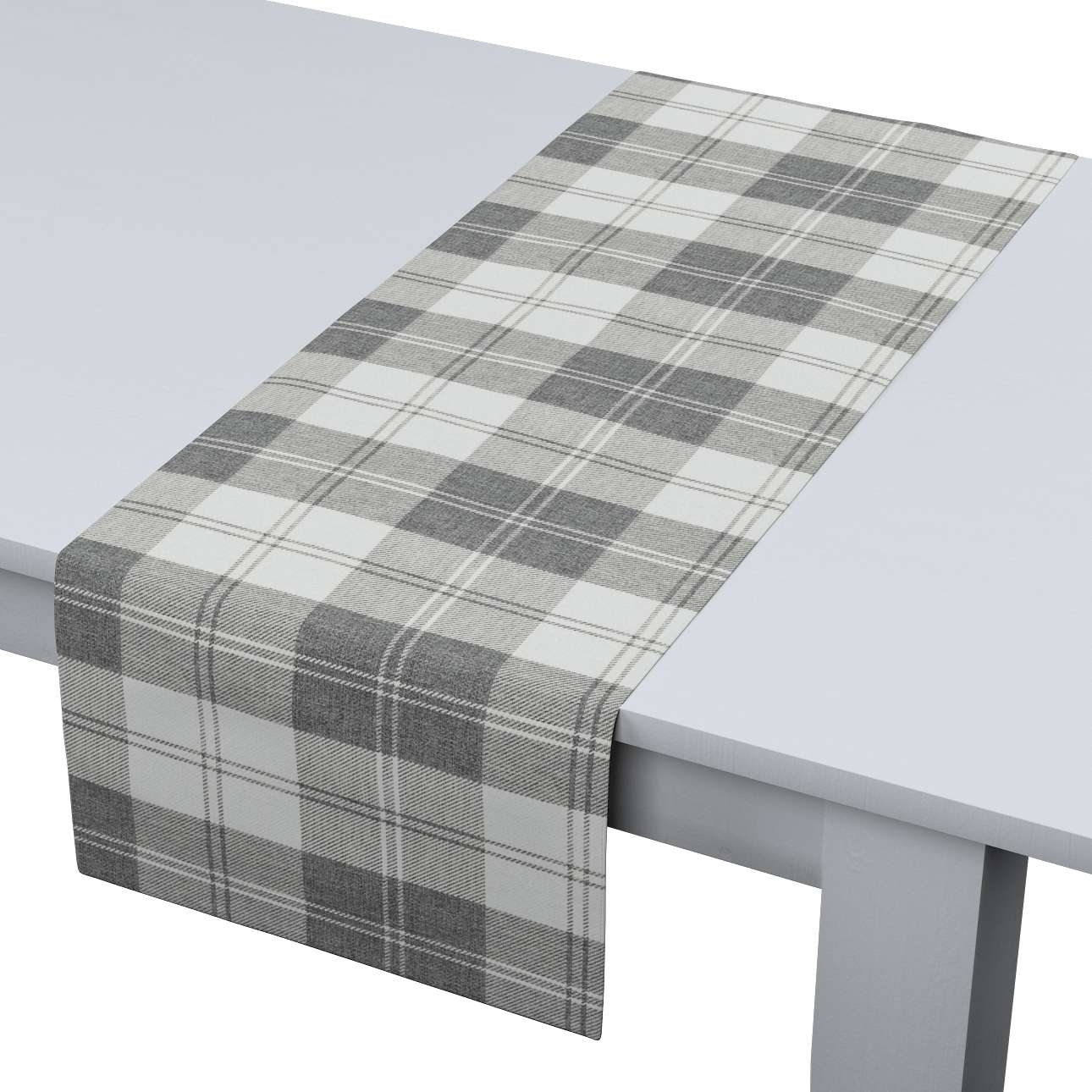 Rechteckiger Tischläufer von der Kollektion Edinburgh , Stoff: 115-79