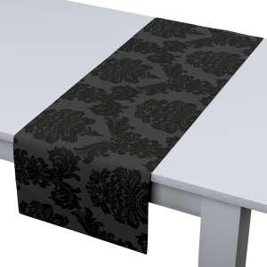 Rechteckiger Tischläufer 40 x 130 cm von der Kollektion Damasco, Stoff: 613-32