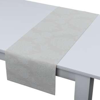 Rechteckiger Tischläufer 40 x 130 cm von der Kollektion Damasco, Stoff: 613-81