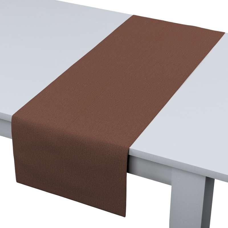 Rechteckiger Tischläufer von der Kollektion Loneta, Stoff: 133-09