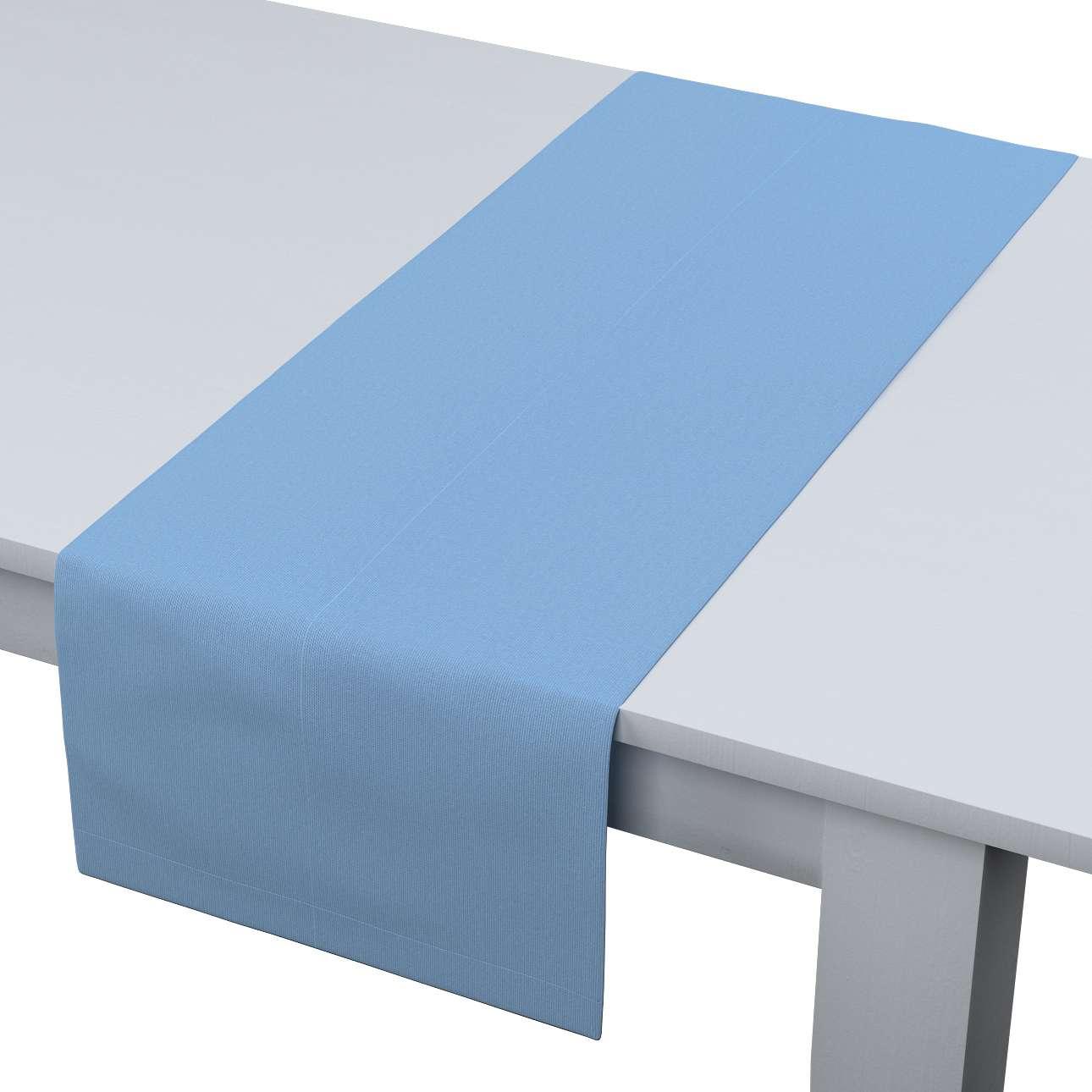 Rechteckiger Tischläufer 40 x 130 cm von der Kollektion Loneta, Stoff: 133-21