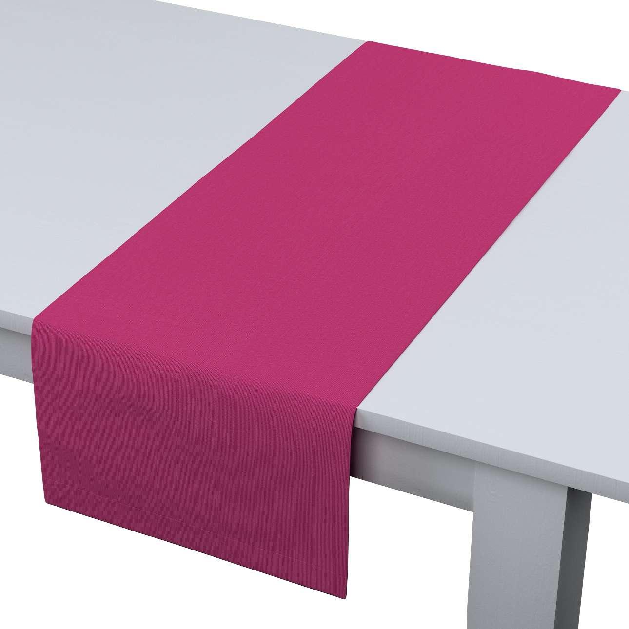 Rechteckiger Tischläufer 40 x 130 cm von der Kollektion Loneta, Stoff: 133-60