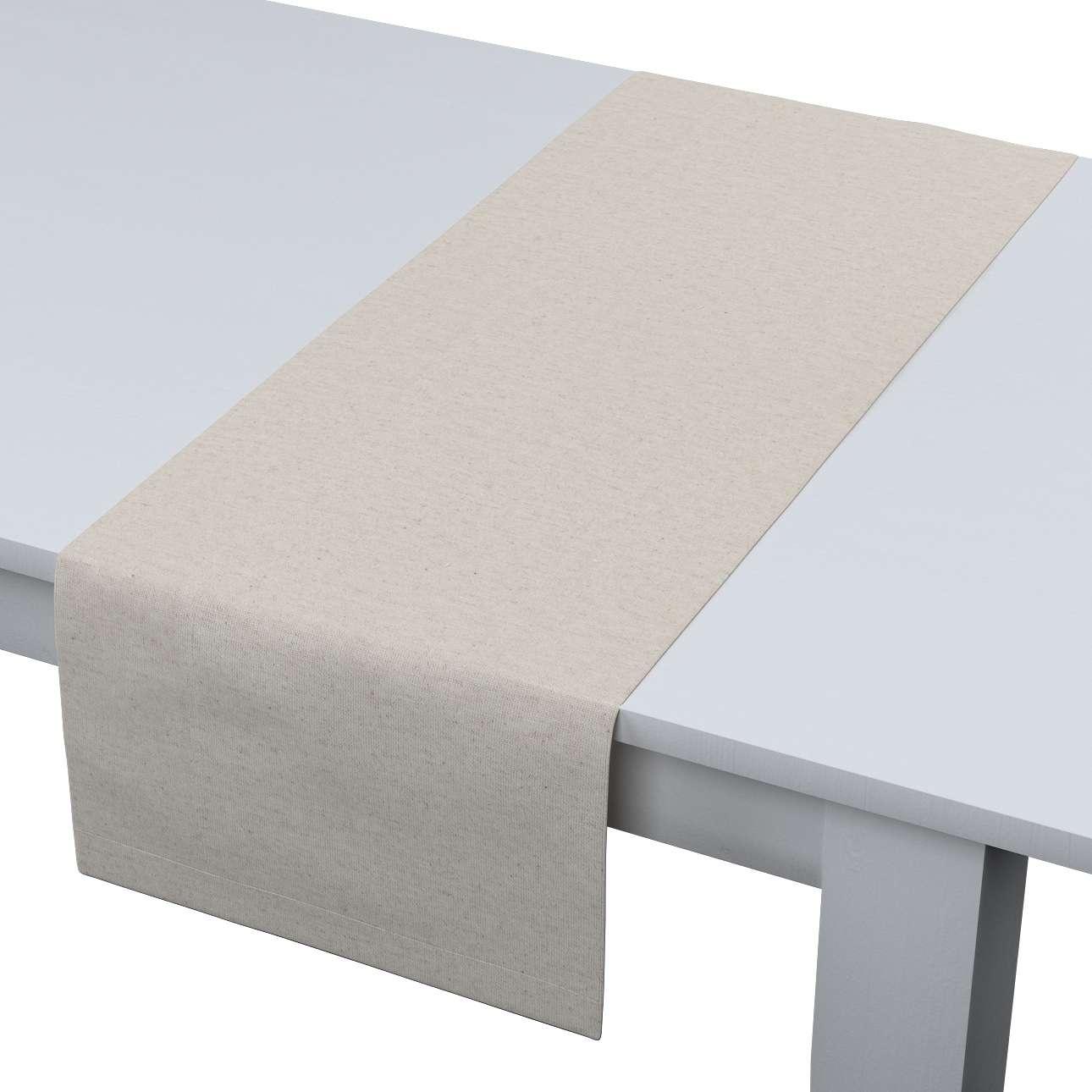 Rechteckiger Tischläufer 40 x 130 cm von der Kollektion Loneta, Stoff: 133-65