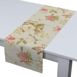 Rechteckiger Tischläufer 40 x 130 cm von der Kollektion Londres, Stoff: 123-65