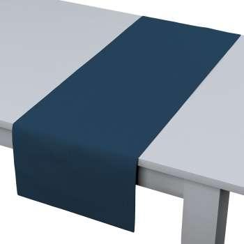 Rechteckiger Tischläufer 40 x 130 cm von der Kollektion Cotton Panama, Stoff: 702-30