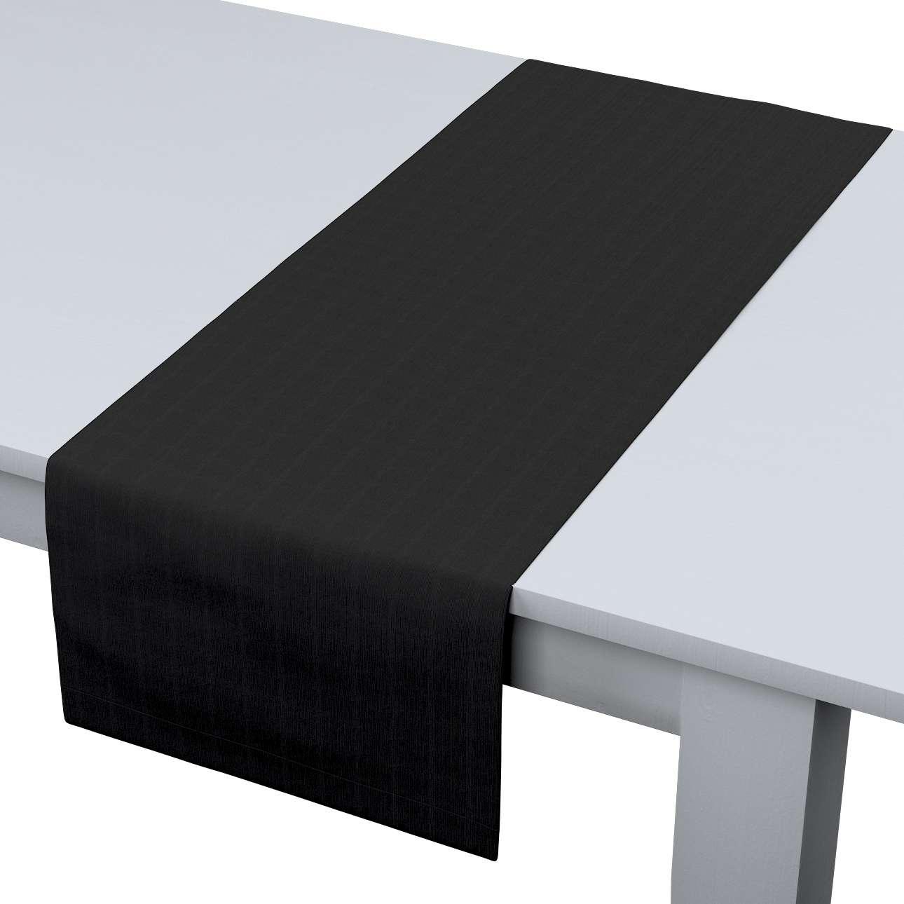 Rechteckiger Tischläufer 40 x 130 cm von der Kollektion Jupiter, Stoff: 127-99