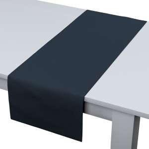 Rechteckiger Tischläufer 40 x 130 cm von der Kollektion Quadro, Stoff: 136-04