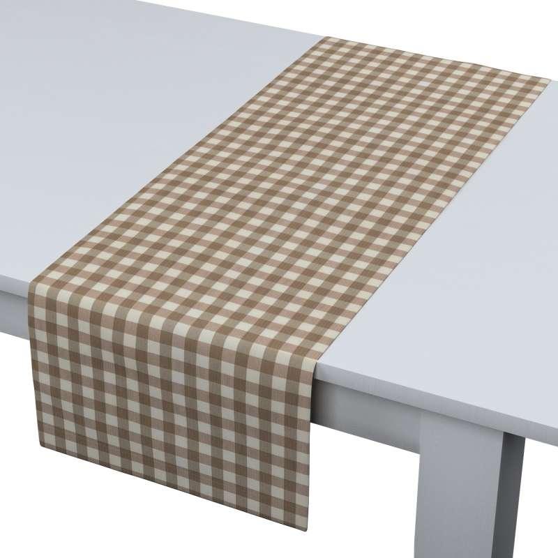 Štóla na stôl V kolekcii Quadro, tkanina: 136-06