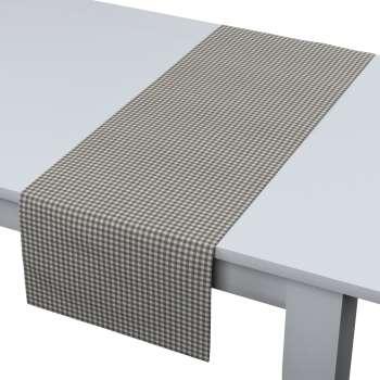Bieżnik prostokątny 40x130 cm w kolekcji Quadro, tkanina: 136-10