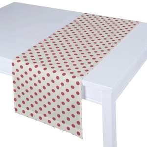 Rechteckiger Tischläufer 40 x 130 cm von der Kollektion Ashley, Stoff: 137-70