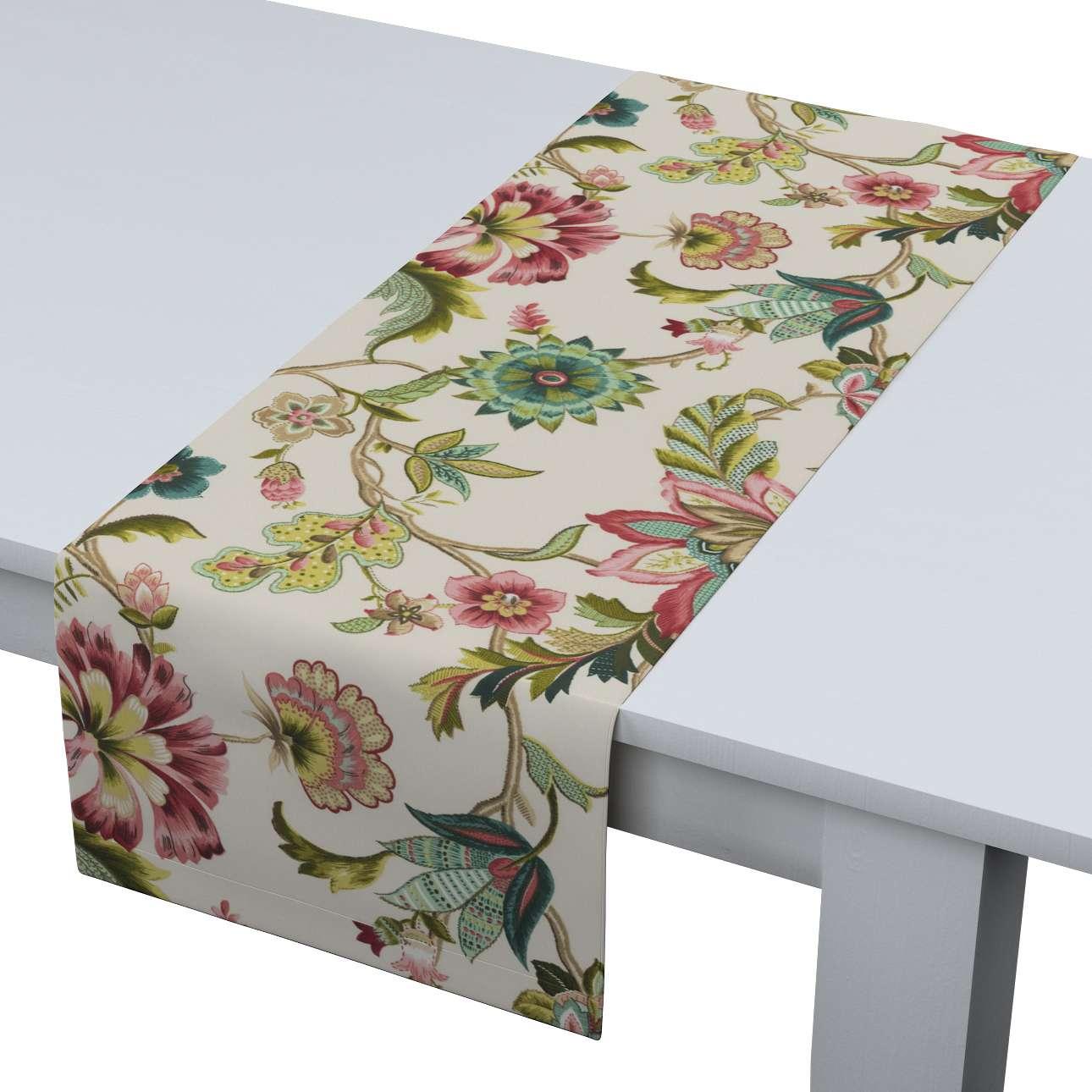 Bieżnik prostokątny 40x130 cm w kolekcji Londres, tkanina: 122-00