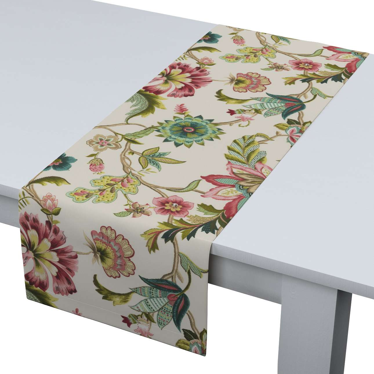 Table runner in collection Londres, fabric: 122-00