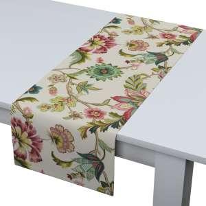 Rechteckiger Tischläufer 40 x 130 cm von der Kollektion Londres, Stoff: 122-00
