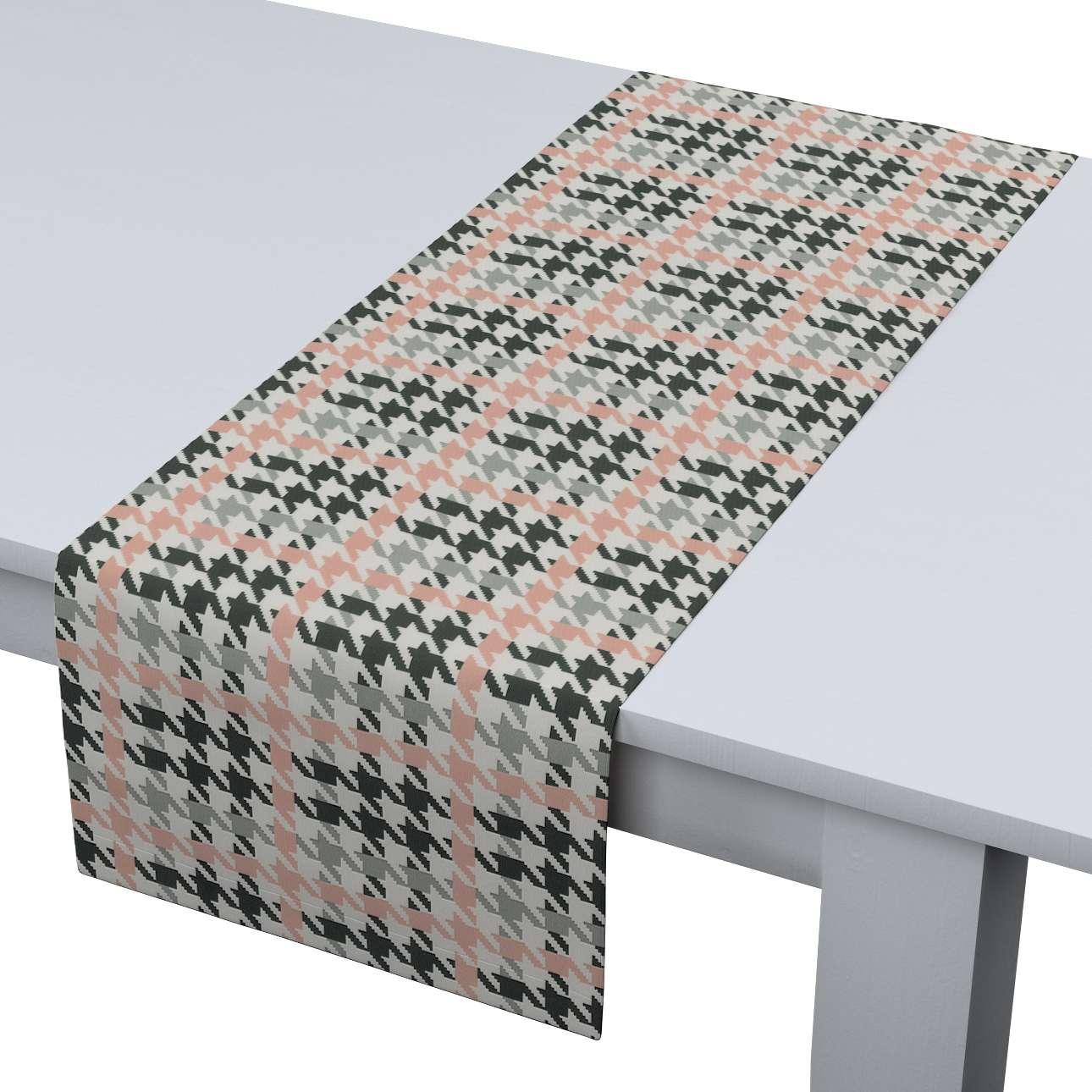 Bieżnik prostokątny 40x130 cm w kolekcji Brooklyn, tkanina: 137-75