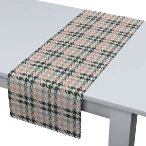 Rechteckiger Tischläufer 40 x 130 cm von der Kollektion Brooklyn, Stoff: 137-75