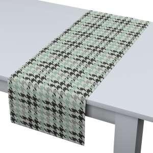 Rechteckiger Tischläufer 40 x 130 cm von der Kollektion Brooklyn, Stoff: 137-77