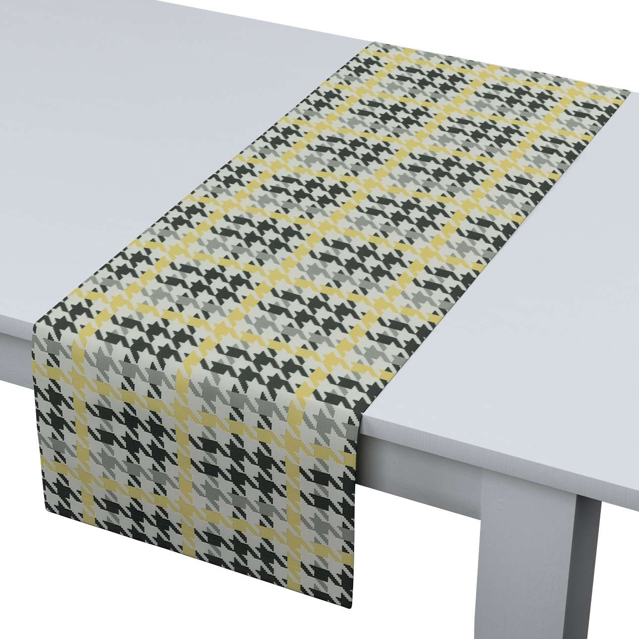 Table runner 40 x 130 cm (16 x 51 inch) in collection Brooklyn, fabric: 137-79