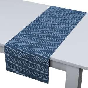 Rechteckiger Tischläufer 40 x 130 cm von der Kollektion Brooklyn, Stoff: 137-88